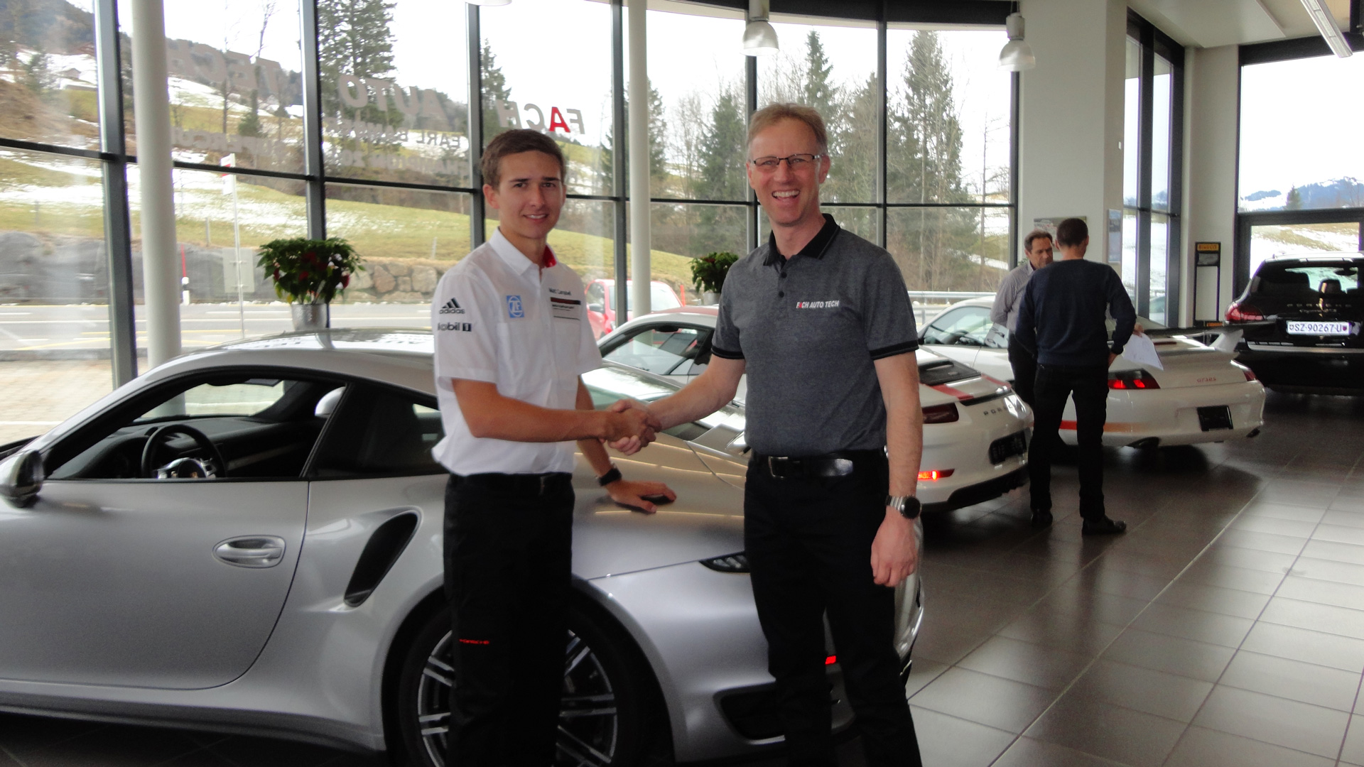 Fach Auto Tech Launches Impressive New Squad For Fifth Supercup Season Motorsport Englisch